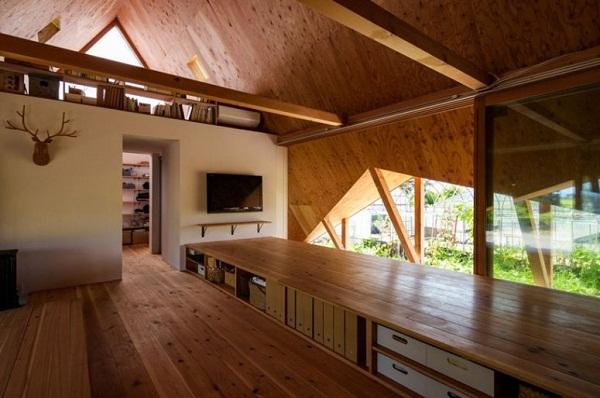 bàn gỗ dài