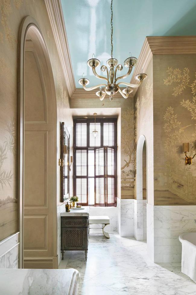 bài trí phòng tắm cực chất