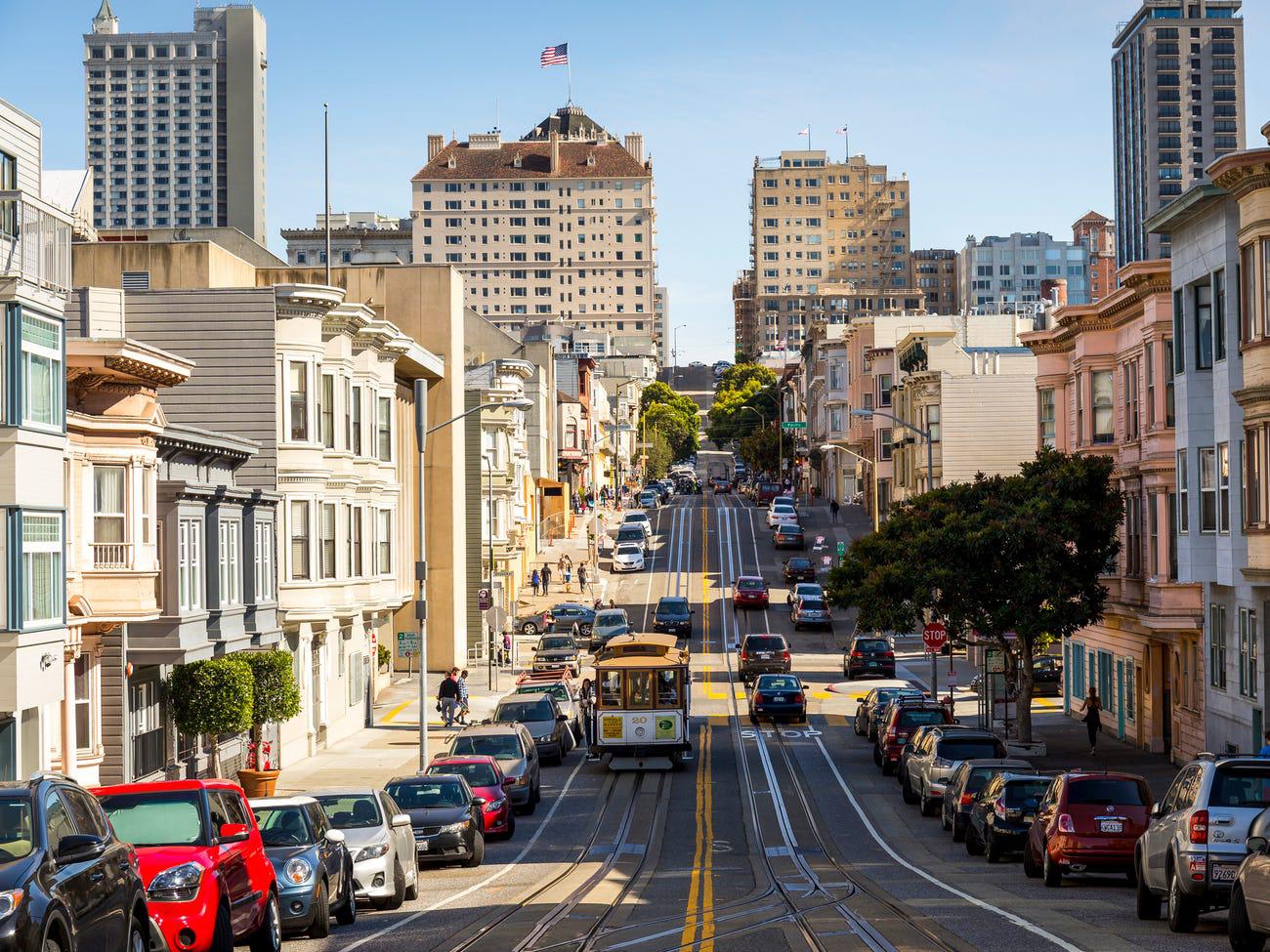 giá nhà tại San Francisco