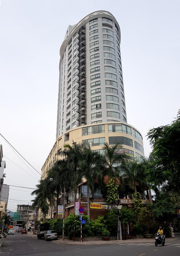Hình ảnh cận cảnh Dự án Khách sạn, căn hộ Bavico tại TP. Nha Trang, tỉnh Khánh Hòa.