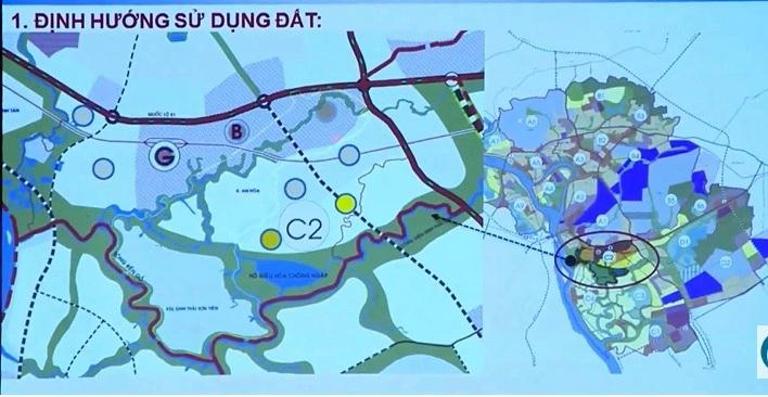 Đồng Nai: Duyệt quy hoạch một phần Phân khu C2 tại Biên Hòa