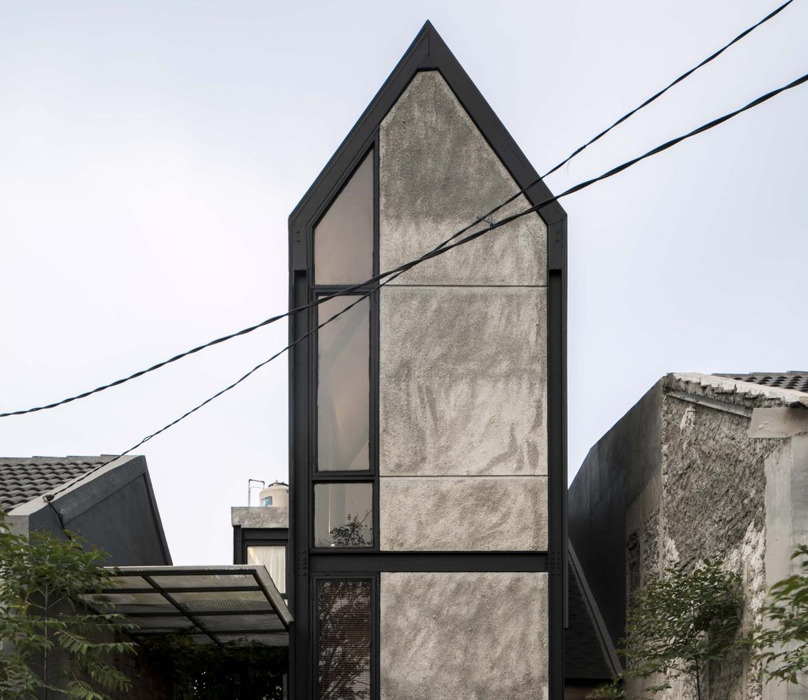 Nhà khung thép dễ mở rộng không gian cho gia đình trẻ