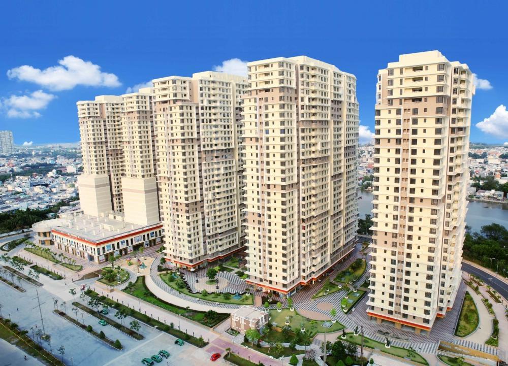 TP.HCM: 65 căn chung cư được ngân hàng rao bán từ 15 triệu/m2