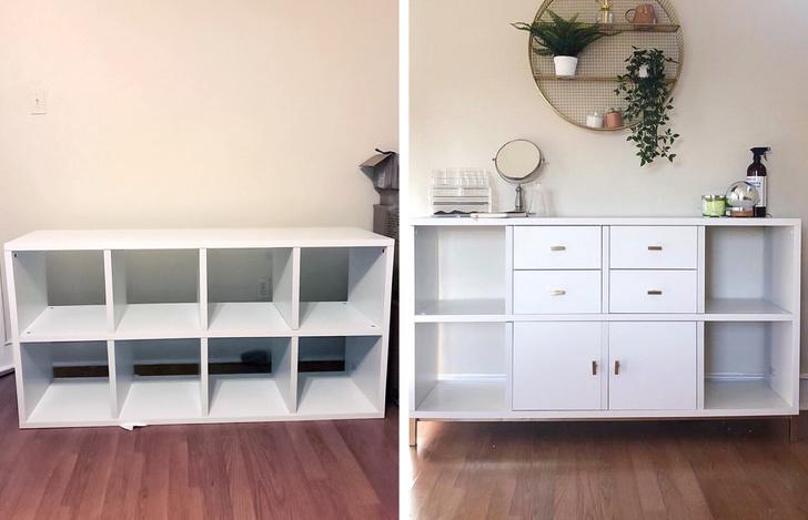 20 bức ảnh chứng minh bạn không cần sử dụng quá nhiều tiền để mua nội thất mới