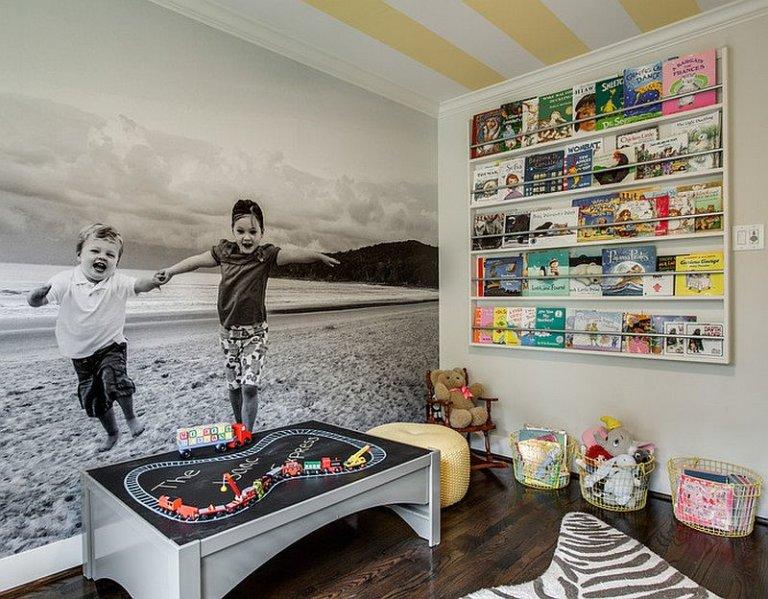 20 ý tưởng bài trí phòng chơi cho trẻ thời dịch Covid-19