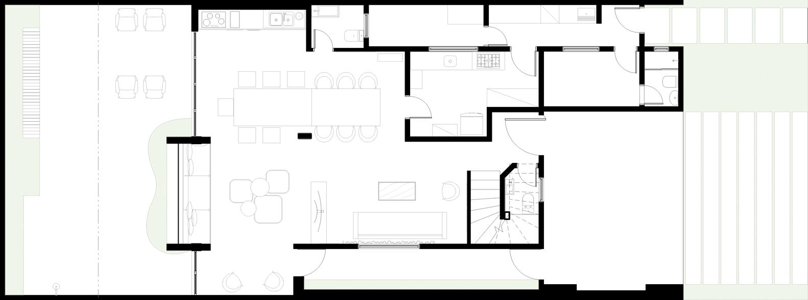 hình ảnh sơ đồ bố trí nội thất nhà