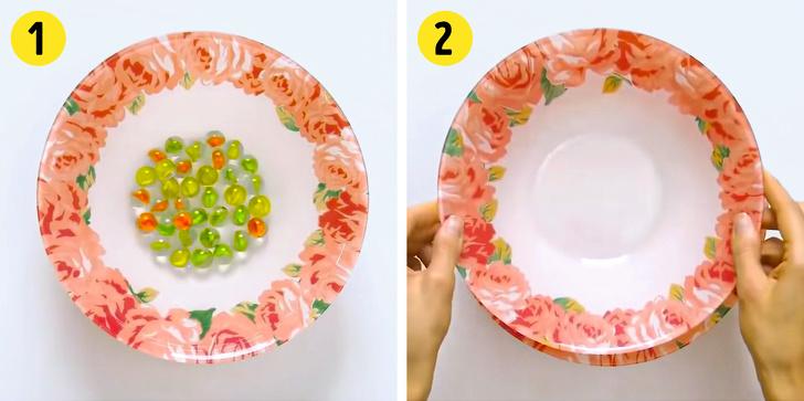 hình ảnh minh họa cho việc lưu trữ đồ dùng, thực phẩm trong phòng bếp