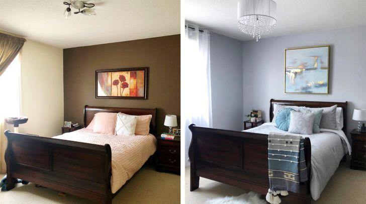cải tạo nhà đẹp với phòng ngủ trẻ trung hơn