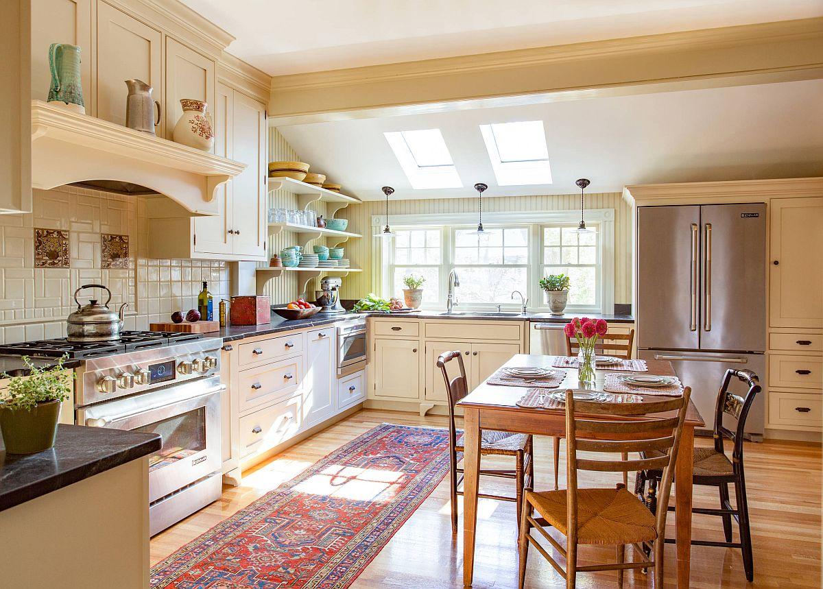 Cập nhật xu hướng thiết kế phòng bếp mùa thu 2020