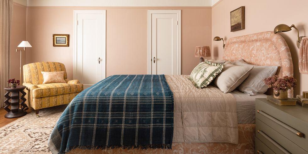 18 màu sắc phòng ngủ sẽ khiến bạn thức dậy hạnh phúc hơn