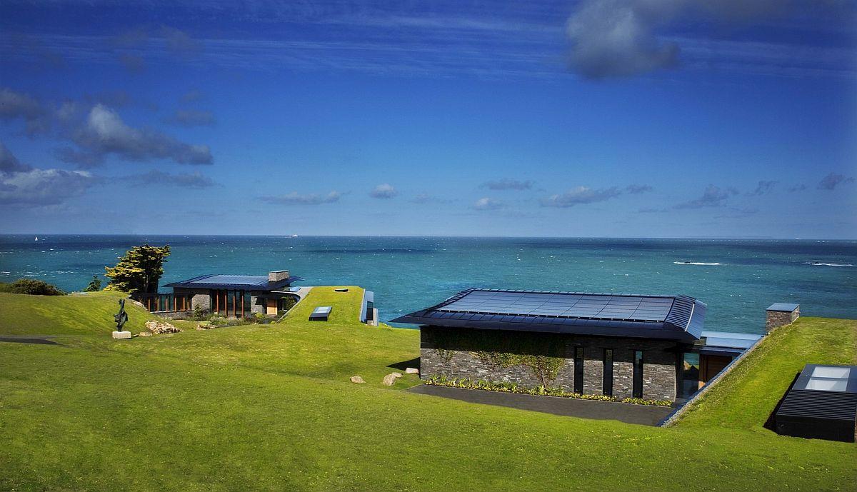 Ngôi nhà thân thiện với môi trường và không có lưới điện được thiết kế bởi Guz Architects.