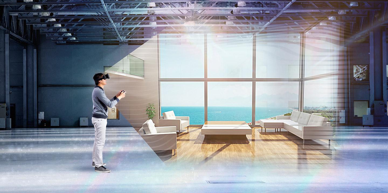 Lợi ích của công nghệ thực tế ảo trong lĩnh vực bất động sản