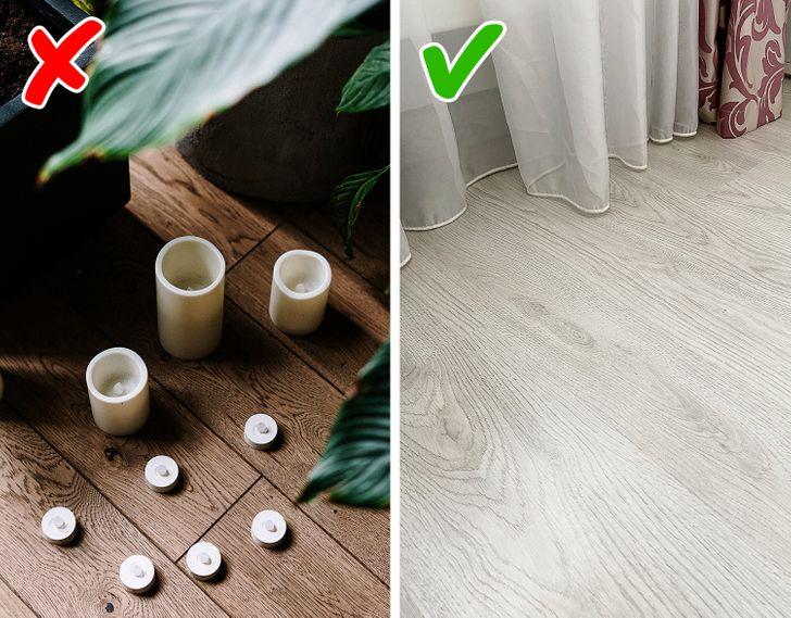 12 sai lầm khi thiết kế nội thất khiến bạn lãng phí quá nhiều thời gian vào việc dọn dẹp