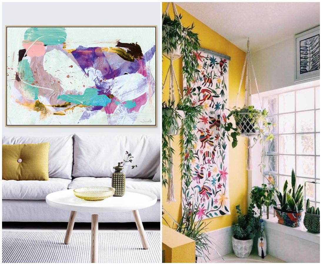 Màu sắc phong thủy để tạo ra một ngôi nhà hạnh phúc