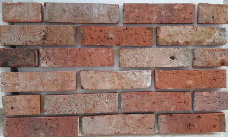 Gạch cổ đất nung thuộc dòng gạch trang trí nội - ngoại thất được yêu thích hiện nay.