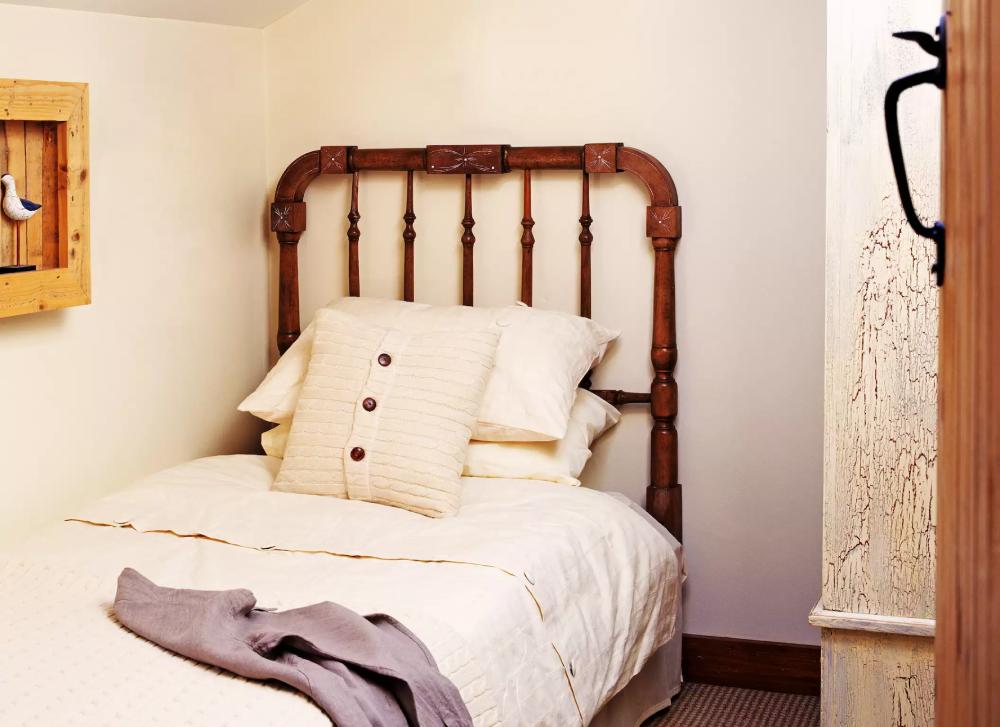 Một mẫu giường ngủ không tốt về mặt phong thủy.
