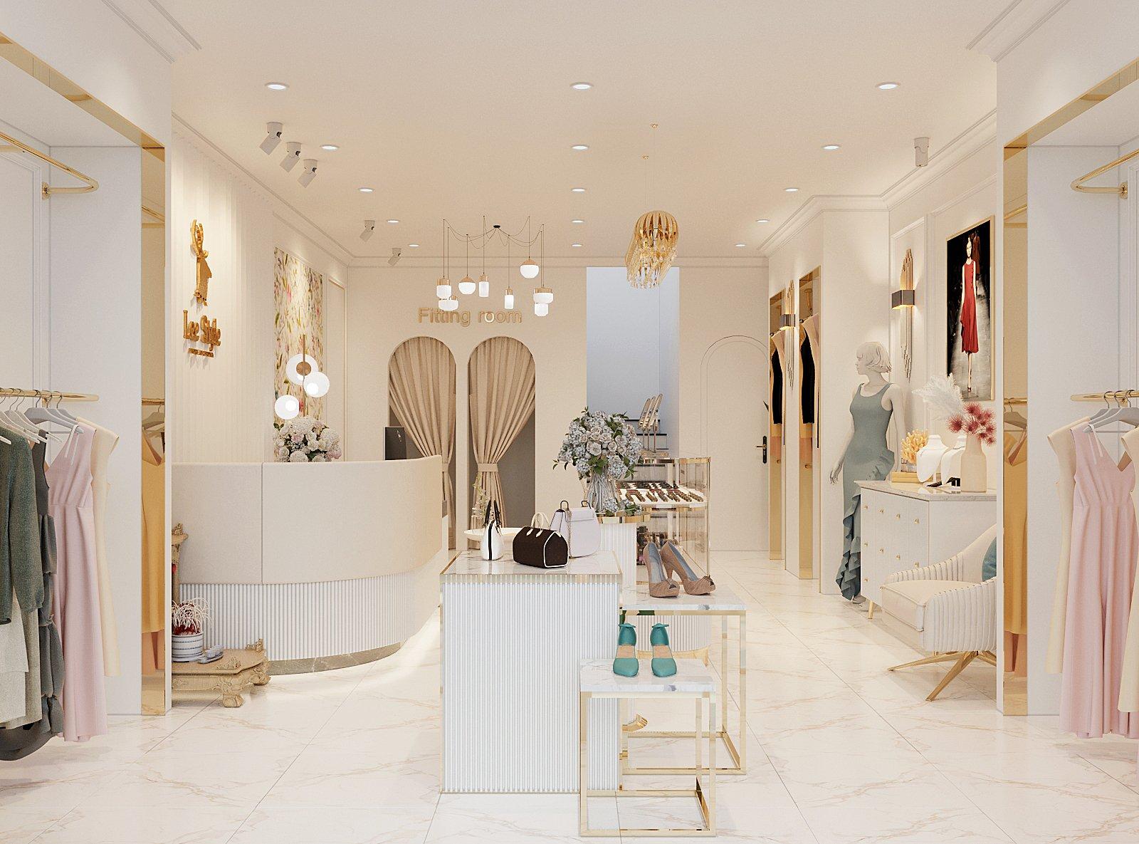 Ở một tầng khác, không gian nội thất được thiết kế với tông màu pastel nhẹ nhàng, hấp dẫn mọi ánh nhìn, có thể làm hài lòng những vị khách khó tính nhất.