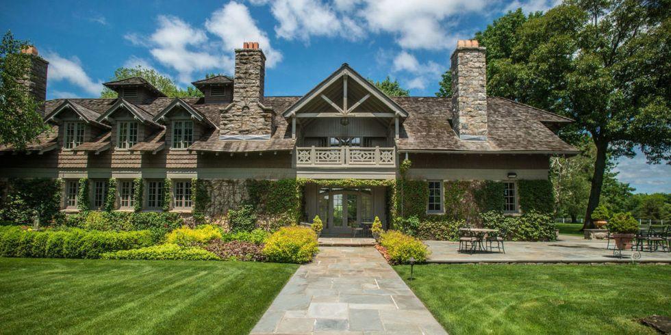 Vào năm 2015, bất động sản này đắt nhất ở bang Connecticut.