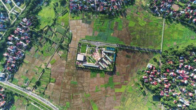 Vĩnh Phúc có thêm khu đô thị hơn 1.000 tỷ đồng