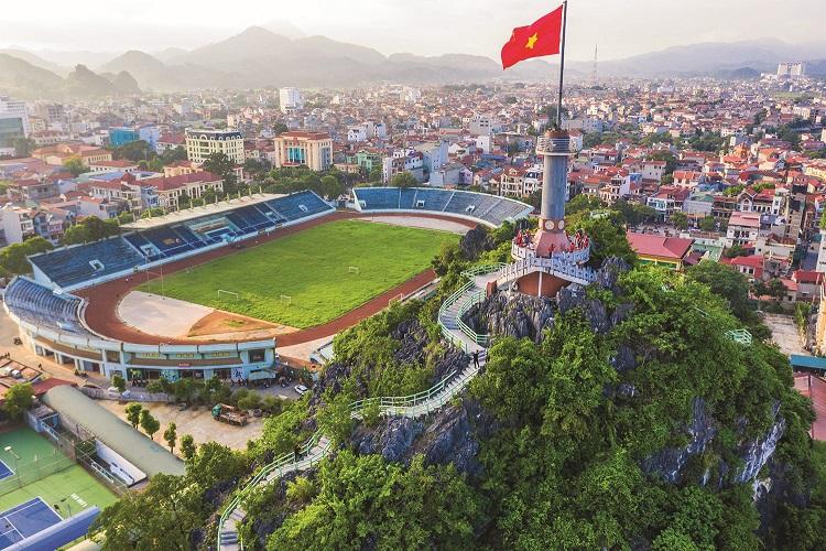 hình ảnh một góc tỉnh Lạng Sơn