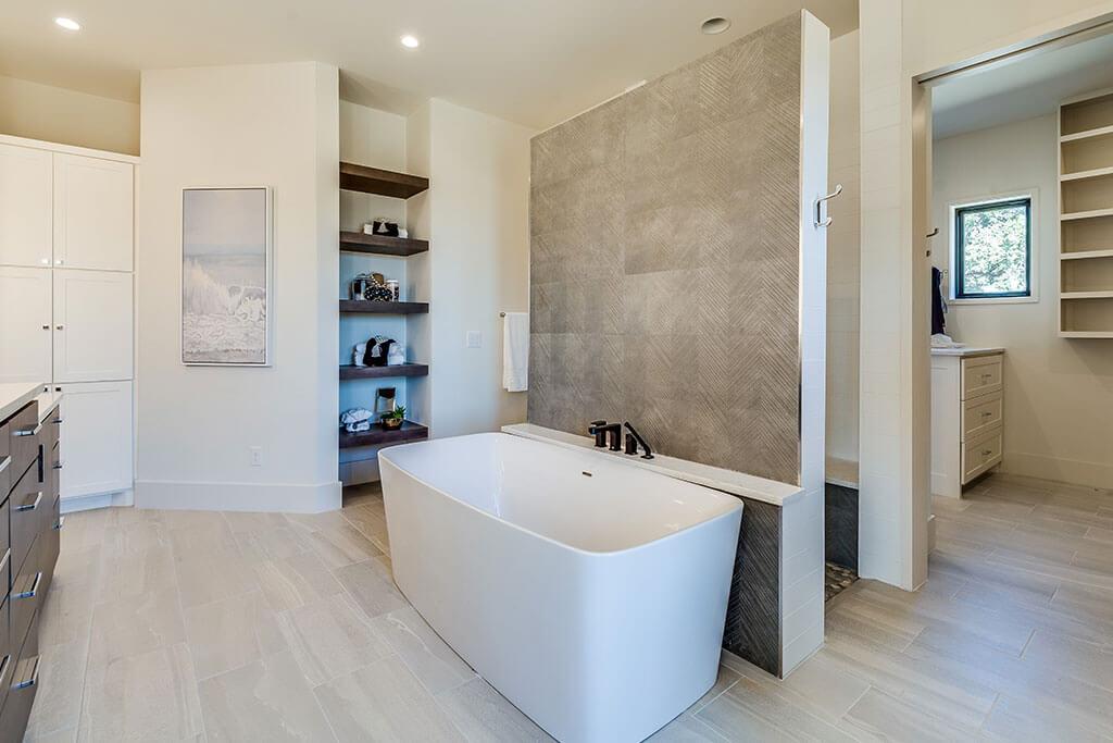 5 thay đổi trong phòng tắm mà bạn sẽ thích