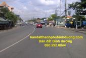 Bán đất Phú Tân, Thủ Dầu Một, KCN Đại Đăng bán từ 3 tr/m2 kẹt tiền bán gấp