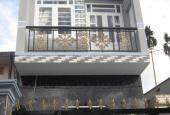 Bán gấp nhà đẹp đúc 1 lầu 4x15m, 1.15 tỷ đường hẻm Trần Văn Mười, gần GX Bùi Môn, chợ nông sản