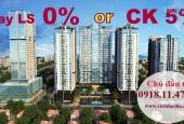 CC Golden Land nhận nhà ở ngay chiết khấu 5% = LS 0%/2 năm. Mr Dũng: 0918 11 4743