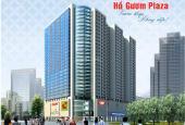 Chung cư Hồ Gươm Plaza giá 20tr/m2. 0976001488 ( Mua bán trực tiếp chủ đầu tư )