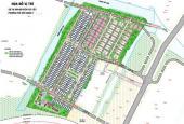 Cần bán đất nền dự án Topia Garden, 2 mặt tiền DT 108m2, giá 33 tr/m2. LH 0914.920.202