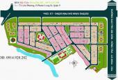 Bán đất dự án công ty phát triển nhà Quận 3, Phú Hữu, giá 23 tr/m2, hợp đồng Địa Ốc 3, lô B2