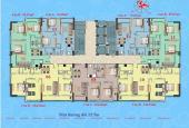 Bán chung cư A1CT2 Tây Nam Linh Đàm các căn 2 và 3 phòng ngủ (75m-95m-104m-134m2) hiện đang bán