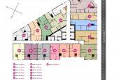 Bán căn hộ 60.89m2 giá 1.28 tỷ tại Tháp Doanh Nhân, Hà Đông