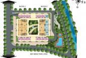Bán căn hộ cao cấp 64 m2, 2 PN, 2 toilet, bếp, chung cư Dream Home Luxury Gò Vấp, 1,75 tỷ