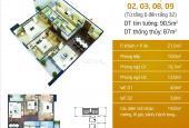 Bán căn hộ hàng ngoại giao dự án Lạc Hồng 1, giá 27tr/m2