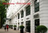 Xuất cảnh bán nhà MT Trần Hưng Đạo, P. Cầu Kho, Quận 1