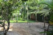 Nhà vườn 2,8 sào cuối Phan Huy Chú (kiểu nhà Đà Lạt) – có ao cá, vườn cây ăn trái giá hấp dẫn