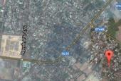 Bán đất thổ cư 225m2, mặt tiền đường nhựa gần chợ An Ngãi, giá 250 triệu