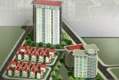 Bán căn hộ chung cư tại dự án tòa nhà Intracom 1 - Trung Văn - Nam Từ Liêm - Giá 20.5 tr/m²