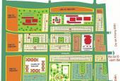 Bán đất dự án Gia Hòa Quận 9, DT 7x20m, 2 mặt tiền trước sau