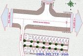 30 lô đất An Phú Đông 03 giá 17 tr/m2, kế bên khu BT An Phú Đông, Q12. Đường nhựa 11m, điện âm