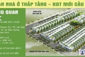 Bán nhà liền kề khu đô thị mới Cầu Bươu, Thanh Trì, Hà Nội. DT: 56m2, giá chỉ 36.5 tr/m2