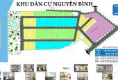 Mở bán dự án nhà phố Nguyễn Bình, giá chỉ từ 2 tỷ
