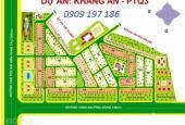 Đất nền dự án Khang An, quận 9 giao thông thuận lợi, vị trí đẹp. LH: 0909.197.186