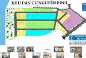 Cần tiền bán gấp nhà mới xây đường Nguyễn Bình, Nhà Bè, mặt tiền đường lớn