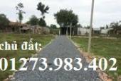 Cần bán đất nền xây nhà ở hoặc làm kho bãi, xưởng, 25 triệu/m2 ngang