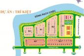 Bán nền biệt thự song lập dự án Trí Kiệt, Phước Long B, Quận 9