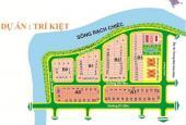 Bán nền biệt thự song lập dự án Trí Kiệt Phước Long B, Quận 9