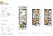 Bán nhà riêng tại dự án Melosa Garden, Quận 9, Tp. HCM diện tích 100m2, giá 3.1 tỷ