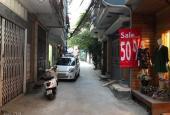 Bán nhà ngõ 54 Nguyễn Chí Thanh, diện tích 30m2 x 4 tầng ô tô đỗ cửa